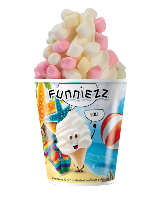 Funniezz Marshmallows