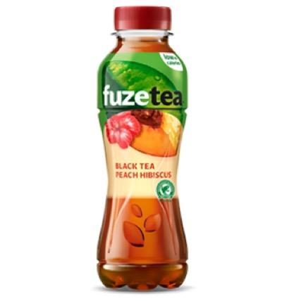 fuze peach